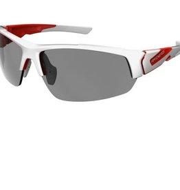 STRIDER PHOTO WHITE-RED / GREY LENS 40%-16%