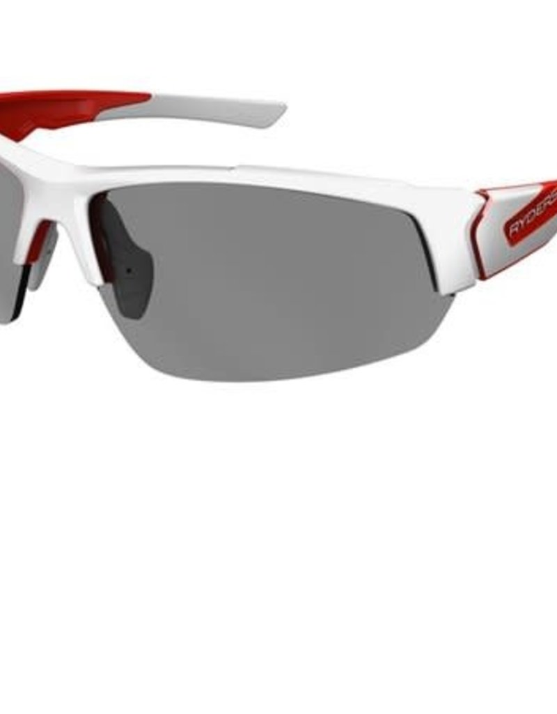 STRIDER PHOTO WHITE-RED / GREY LENS 40%-16%
