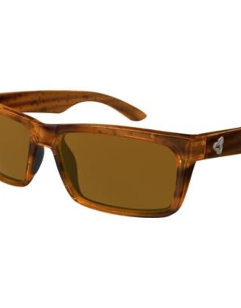 Ryders HILLROY POLY DEMI / BROWN LENS