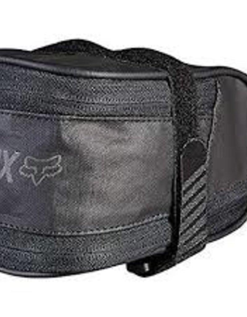 fox head FOX Large Seat Bag, Black