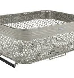 Electra Bicycle Company ELECTRA LINEAR QR BASKET MESH LOW PROFILE GRAPHITE