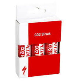 Specialized CO2 CANNISTER 25G 3 PACK