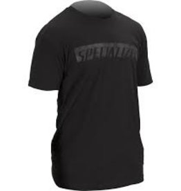 Specialized Specialized Corp Tee Black Lg.