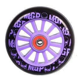 Madd Gear MGP 100mm VX4 Pro Wheel black w/ purple core