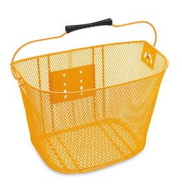 ELECTRA ELECTRA QR STEEL MESH BASKET Orange