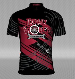 Totally Spoke'd Totally Spoke'd Fondo SS  Jersey
