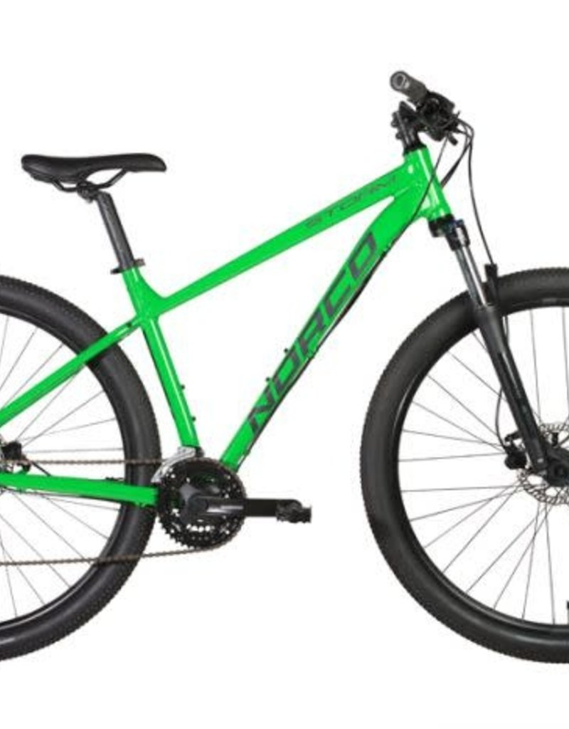 NORCO 19 NORCO STORM 3 GREEN/CHARCOAL/BLACK L29