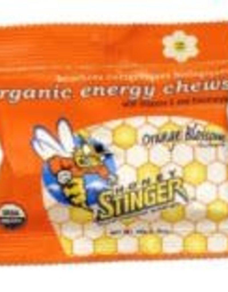 HoneyStin Honey Stinger, Organic Energy Chews,, Cherry Cola-----SINGLE-----