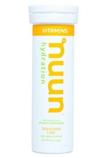 NuuN Nuun, Vitamin Tablets, Tangerine Lime