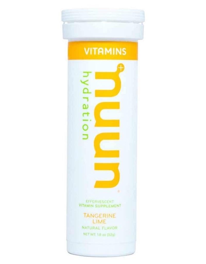 NuuN Nuun, Vitamins, Tablets, 8 Tubes, Tangerine Lime-----SINGLE-----