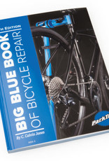 PARK TOOL Park Tools Big Blue Book Of Bicycle Repair 4th Edition