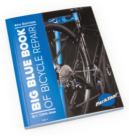 PARK TOOL Park Tools Big Blue Book Of Bicycle Repair 4th Edition