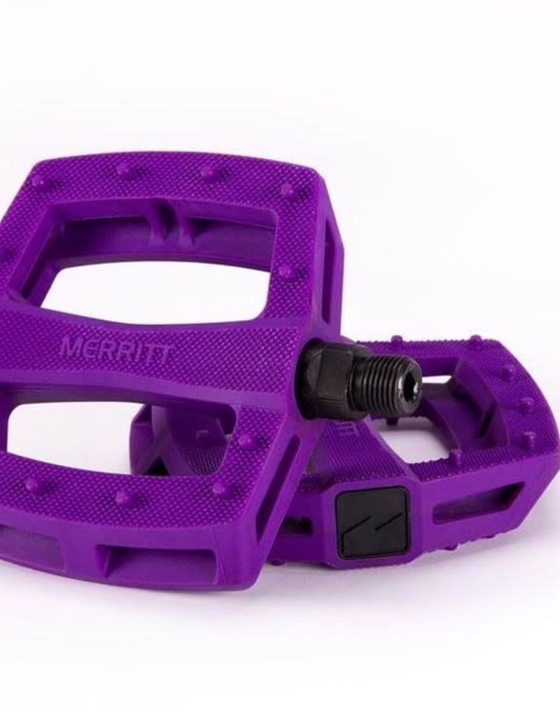 MERRITT MERRITT P1 PEDAL PURPLE