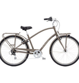ELECTRA ELECTRA Townie Commute 8D EQ Mens M THUNDER GREY