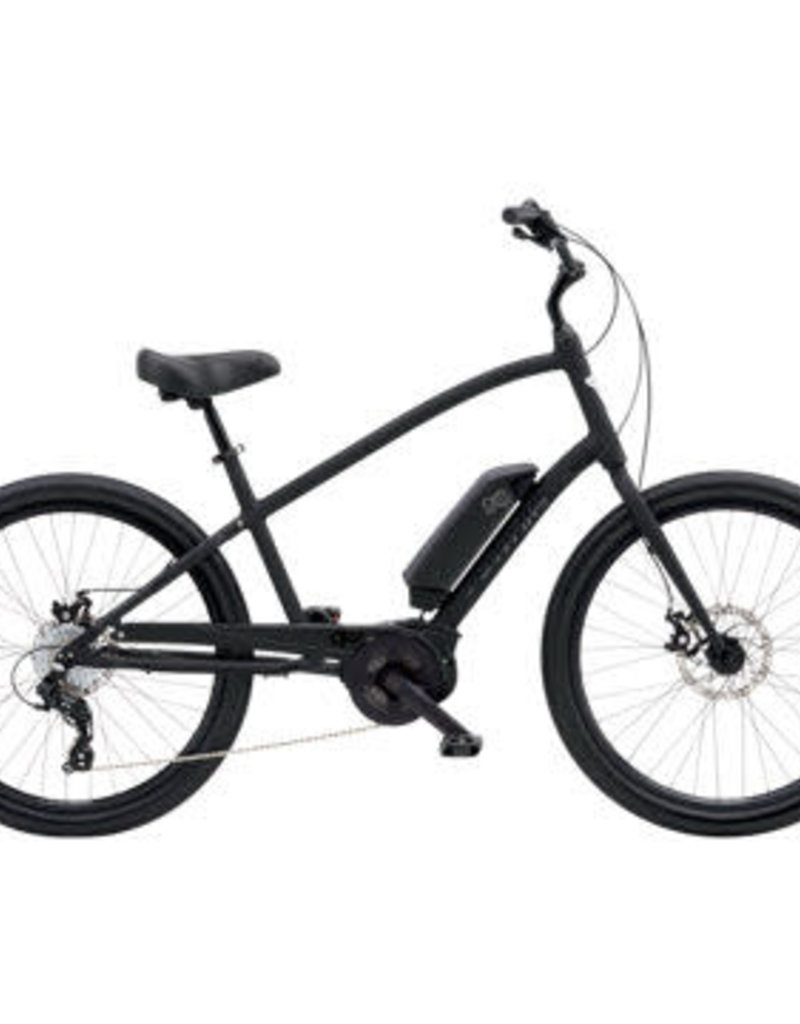 ELECTRA ELECTRA Townie Go! 8D Step Over 26 MATTE BLACK