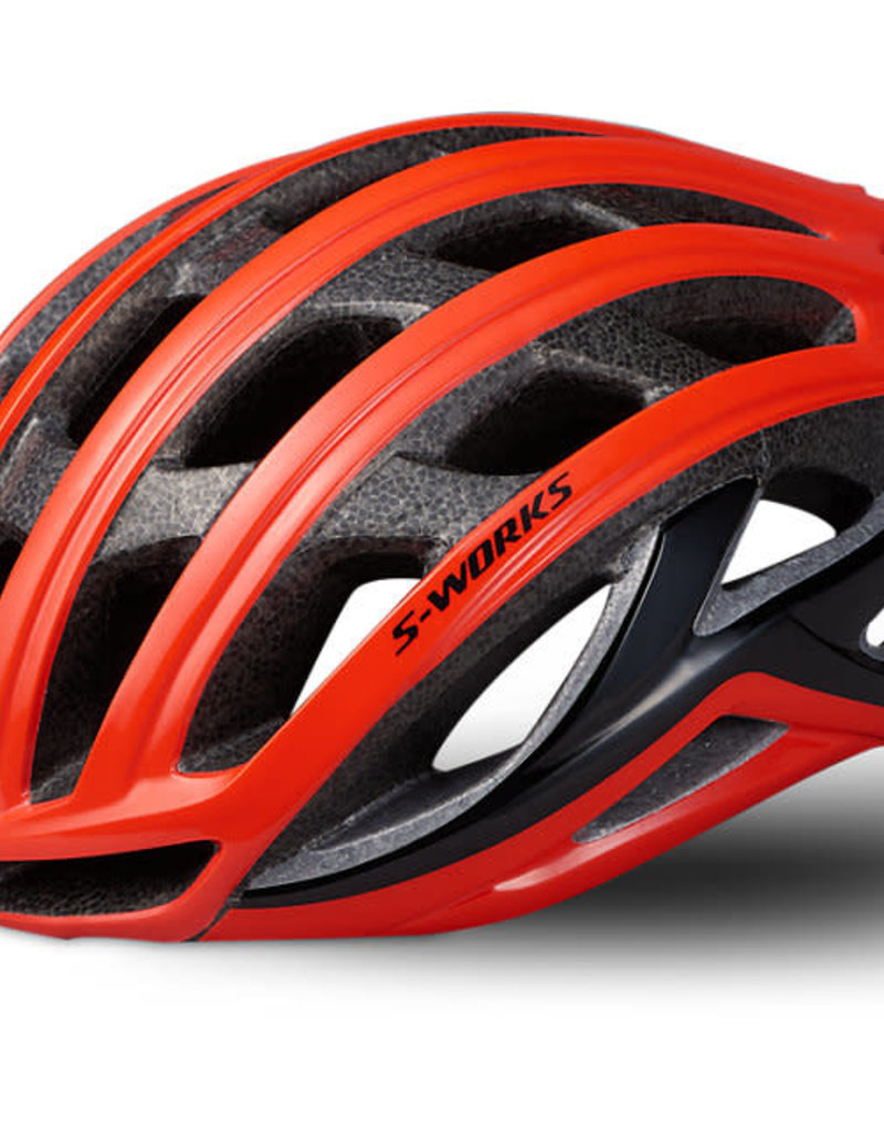 Specialized SW PREVAIL II ANGI MIPS HELMET - Rocket Red M