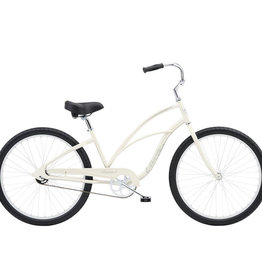 ELECTRA ELECTRA Cruiser 1 Ladies'  26 Pearl White