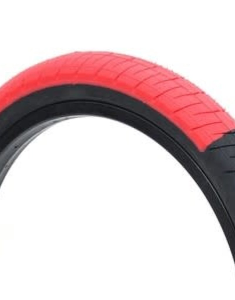 Salt Plus SALT PLUS STING TIRE BLK/RED SPLIT 2.4