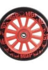 Madd Gear MGP 100mm VX4 Pro Wheel black w/ red core