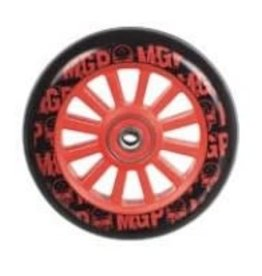 Madd Gear MGP 100mm VX4 Pro Wheel black w/ red core