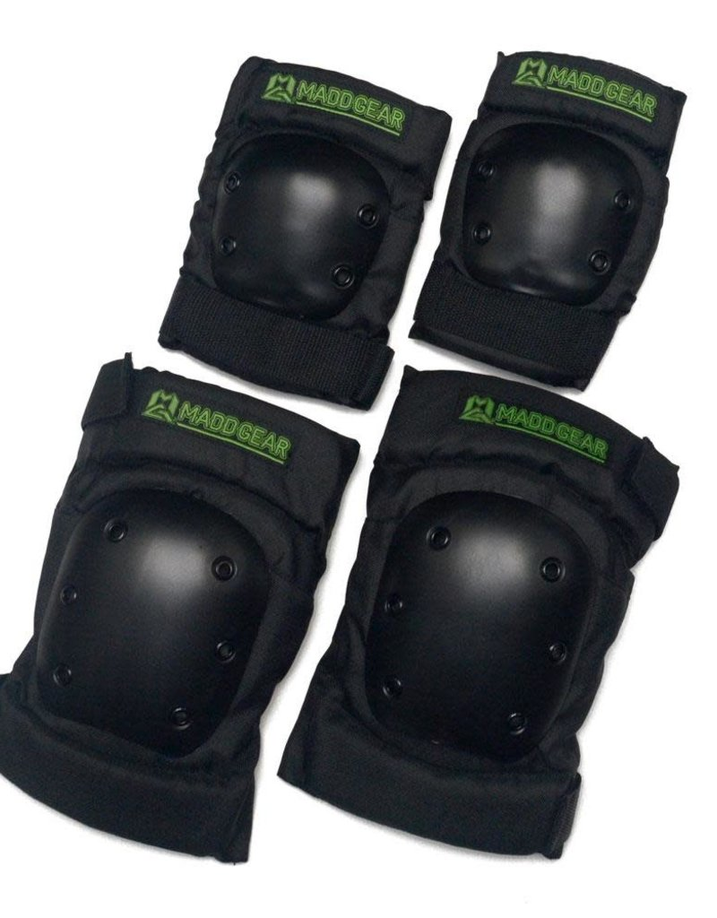 Madd Gear MGP Protective Gear Knee/Elbow Youth