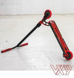 Madd Gear MGP VX9 Extreme Scooter Evol Blk/Red