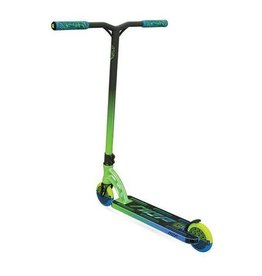 Madd Gear MGP VX9 Team Scooter - Fade Green / Blue (Ethanol)