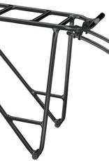 "Rack Electra 26"" Compatible Alloy Black Rear"