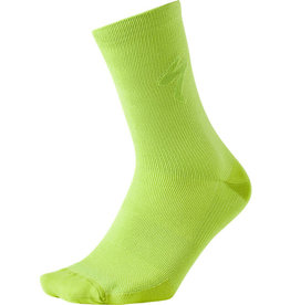 Specialized SPECIALIZED SOFT AIR REFLECTIVE TALL SOCK HYPERVIZ L