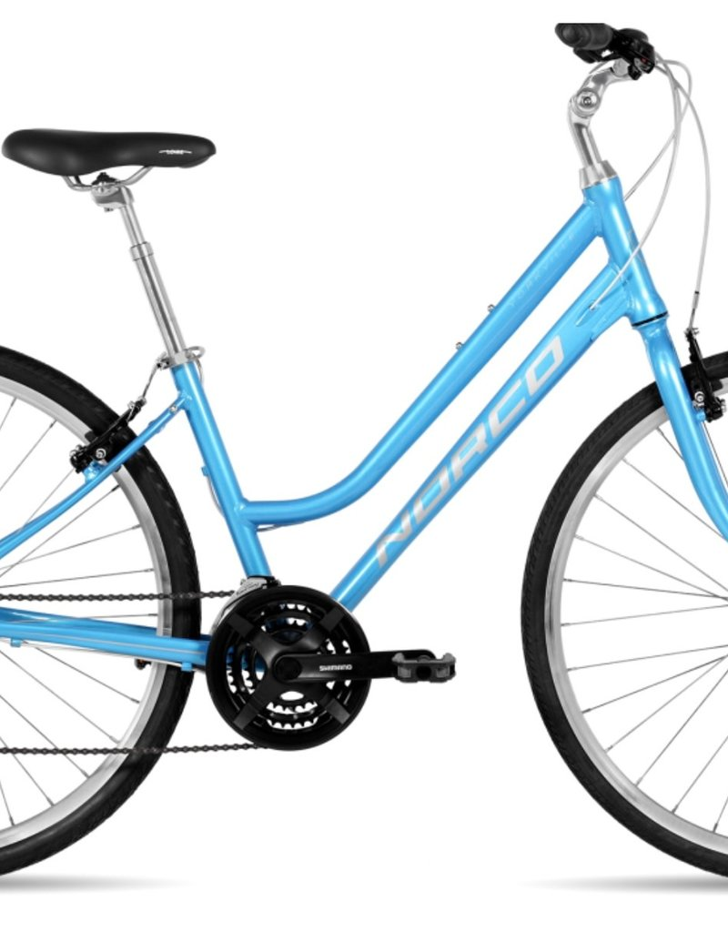 NORCO 19 Norco Yorkville Blue Step Thru