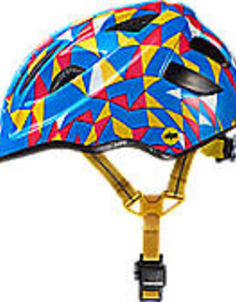 Specialized MIO TODDLER HELMET - Pro Blue/Golden Yellow Geo