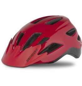 Specialized SHUFFLE YOUTH HELMET - Rocket Red/Crimson
