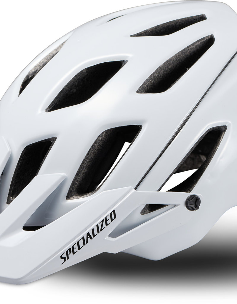 Specialized AMBUSH HELMET w/ ANGI MIPS White Small