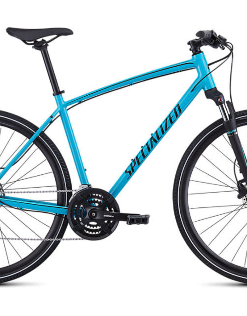 Specialized 20 SPECIALIZED CROSSTRAIL HYDRO DISC NICE BLUE/BLK/BLK S