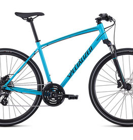 Specialized 20 SPECIALIZED CROSSTRAIL HYDRO DISC NICE BLUE/BLK/BLK L