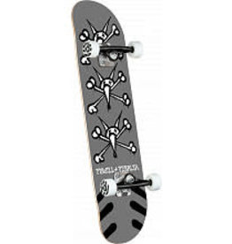 Powell Peralta Powell Peralta Complete Vato Rats Silver 8""