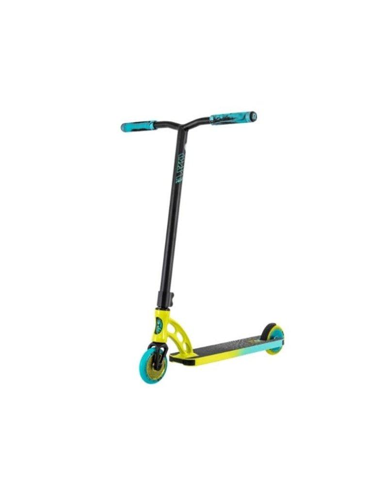 Madd Gear MGP VX9 Pro Scooter - Fade Lime / Aqua
