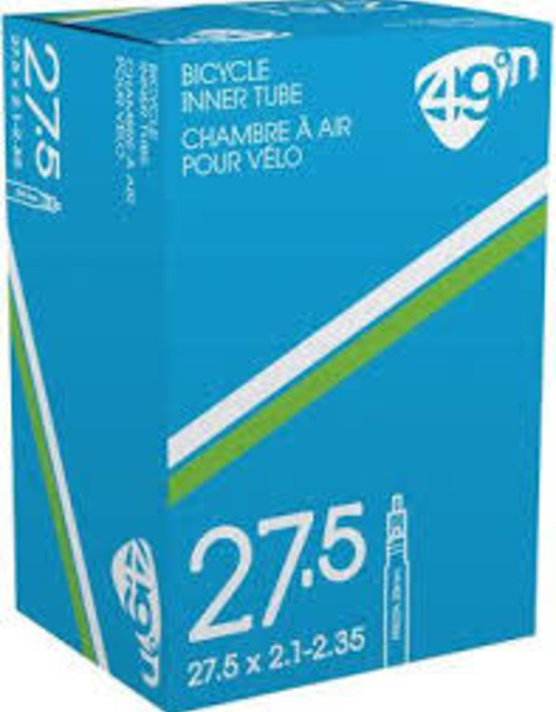 "49N 49N Mid-Fat Tube, 27.5""x2.8-3.0, PV"