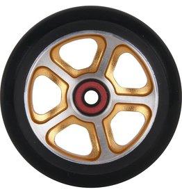 Madd Gear MGP 110mm Filth Wheel black w/ gold core