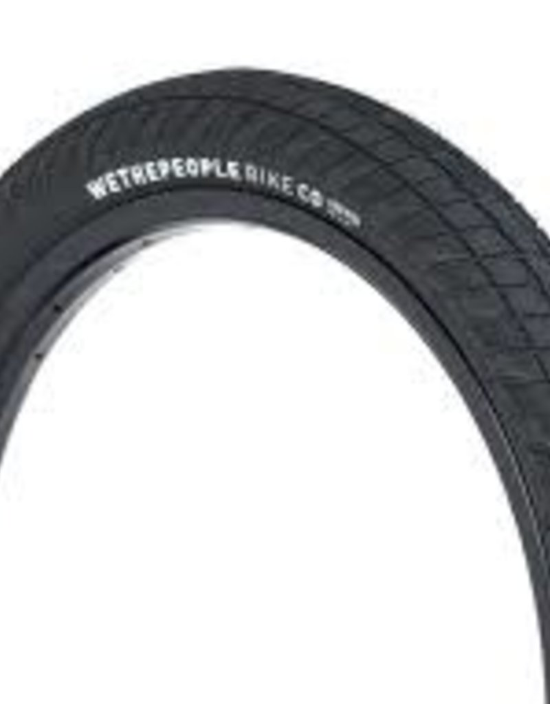 "We The People WTP OVERBITE TIRE 2.35"" BLACK"