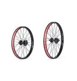 We The People WTP SUPREME FRONT WHEEL BLACK (W/ GUARDS)