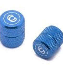 CINEMA VALVE CAPS BLUE