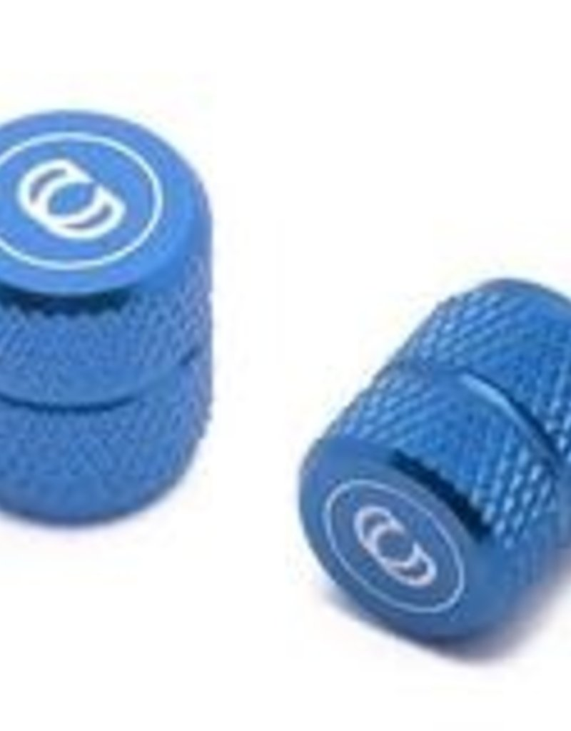 CINEMA VALVE CAPS BLUE
