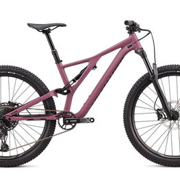 Specialized 20 SPECIALIZED STUMPJUMPER ST 27.5 SATIN DUSTY LILAC / BLACK S