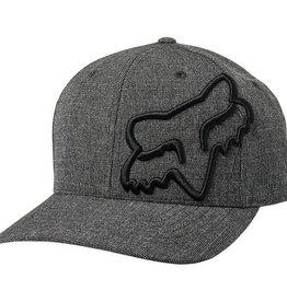 Fox FOX CLOUDED FLEXFIT HAT Black/Black L/XL