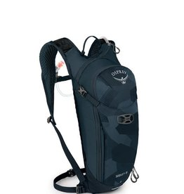 Osprey OSPREY SISKIN 8 with Res SLATE BLUE O/S