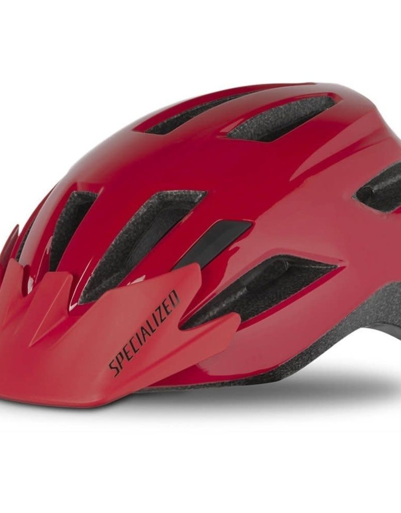 Specialized Shuffle Youth SB Helmet Flo Red