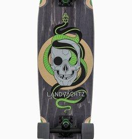 Landyachtz Dugout Grey Skull Complete