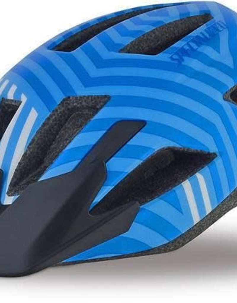 Specialized Shuffle Child SB Helmet Blue Razzle