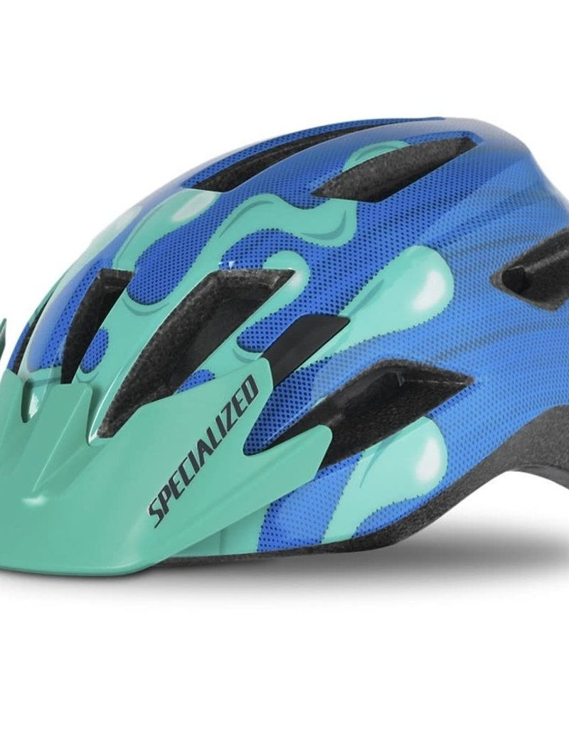 Specialized SPECIALIZED SHUFFLE SB HLMT CPSC NEON BLU/ACDMNT SLIME YTH